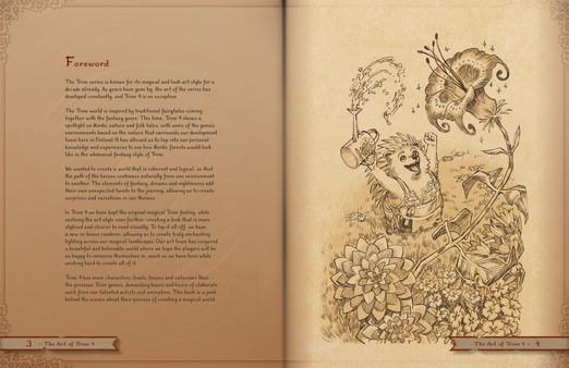скриншот Trine 4: The Nightmare Prince - The Art of Trine 4 (Artbook) 0