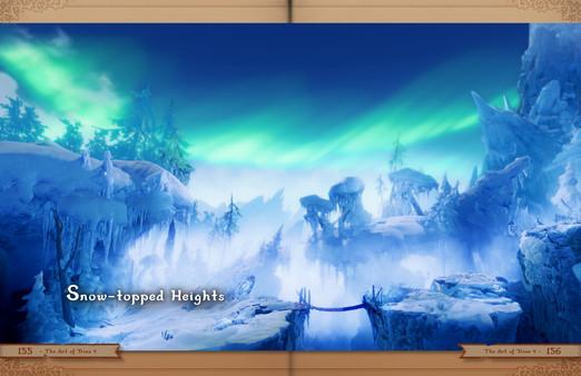 скриншот Trine 4: The Nightmare Prince - The Art of Trine 4 (Artbook) 4