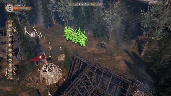 Скриншот №1 к Orc Warchief Strategy City Builder