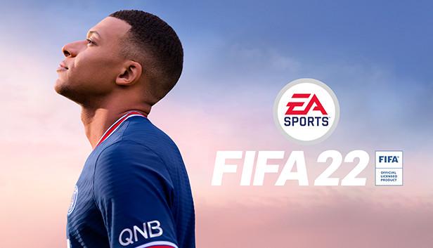 Pre-purchase FIFA 22 on Steam