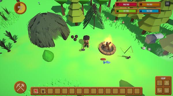 Survival Engine screenshot
