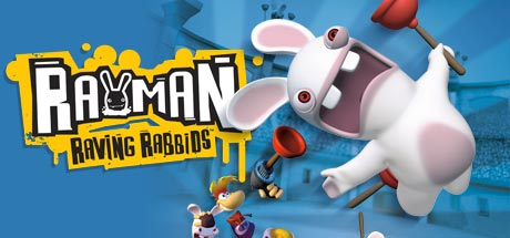 Rayman Raving Rabbids™ Cover Image