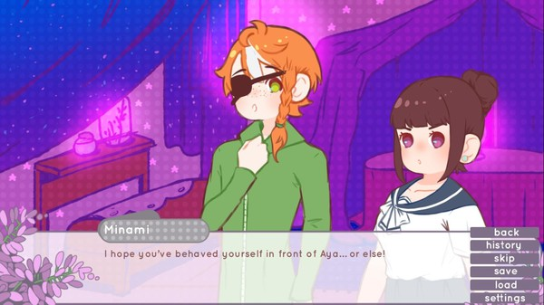 Fujiwara Bittersweet screenshot