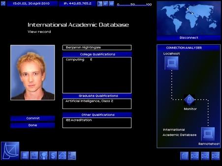 Скриншот №3 к Uplink