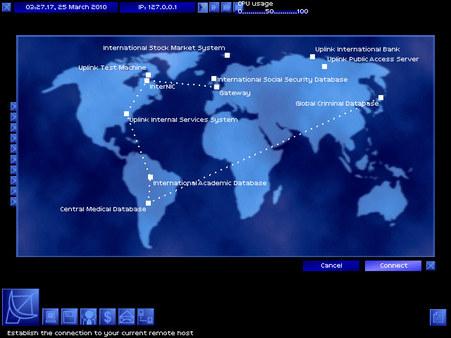 Скриншот №4 к Uplink