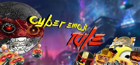 CYBER EMOJI TALE 2099 Cover Image