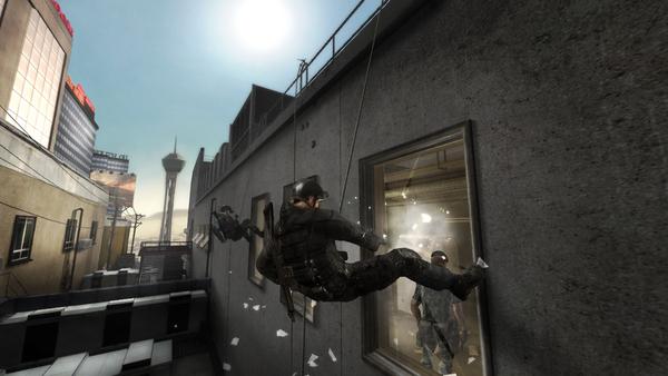 Tom Clancy's Rainbow Six Vegas 2 скриншот