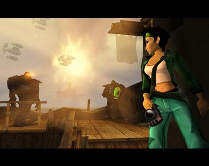 Скриншот №3 к Beyond Good and Evil™