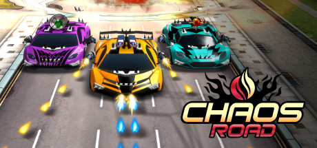 Chaos Road Cover Image