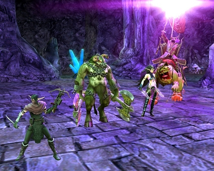 Скриншот №1 к Heroes of Might  Magic V