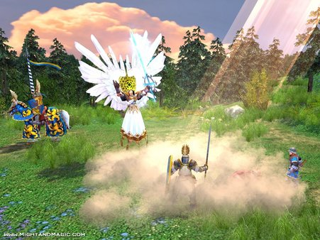 Скриншот №2 к Heroes of Might  Magic V