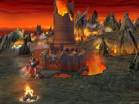 Скриншот №3 к Heroes of Might  Magic V