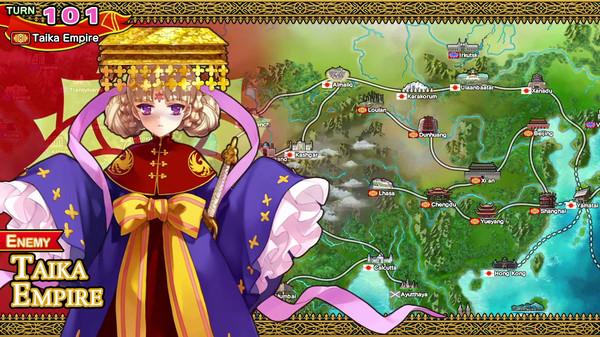 Eiyu*Senki Gold - A New Conquest screenshot