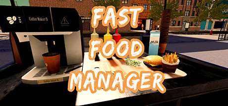 Fast Food Manager Cover Image