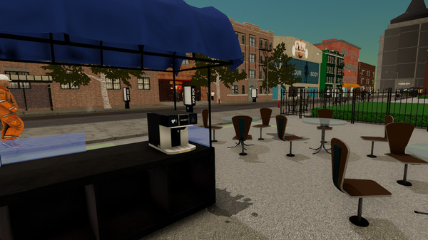 Скриншот из Fast Food Manager