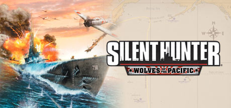 Silent Hunter®: Wolves of the Pacific Cover Image