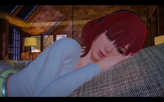 Скриншот из Succubus Cafe