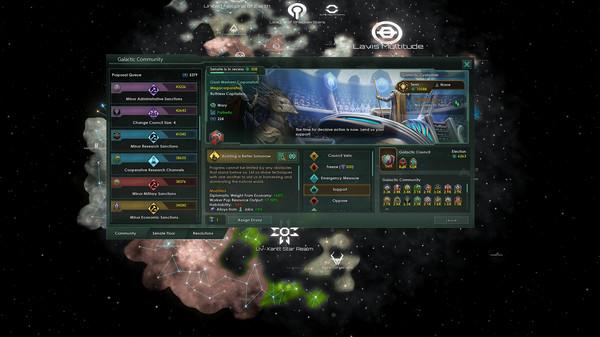 Скриншот №3 к Stellaris Nemesis