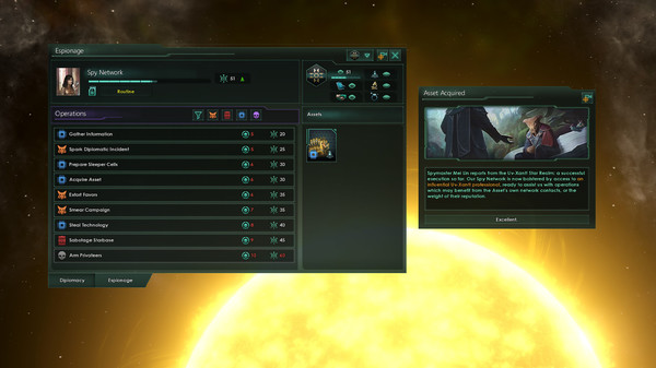 Скриншот №1 к Stellaris Nemesis
