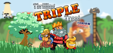 Thrilling Triple Treat