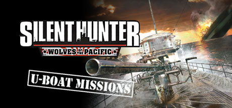 Silent Hunter®: Wolves of the Pacific U-Boat Missions Cover Image