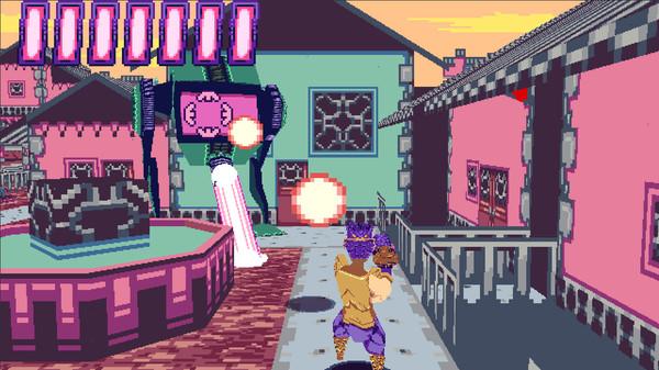 Escape from Terror City Screenshot 2