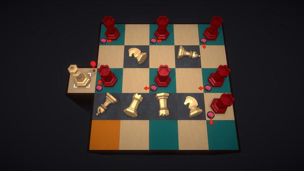 Chess_Brain:_Dark_Troops游戏最新中文版《棋脑:黑军》