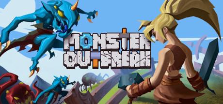 Monster Outbreak Cover Image