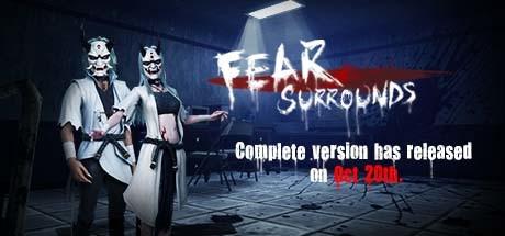 恐惧之间 Fear surrounds Cover Image
