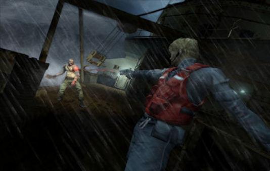 Скриншот №1 к Cold Fear™