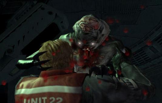 Скриншот №4 к Cold Fear™
