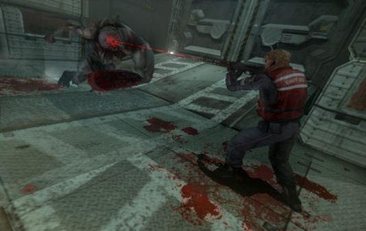 Скриншот №5 к Cold Fear™