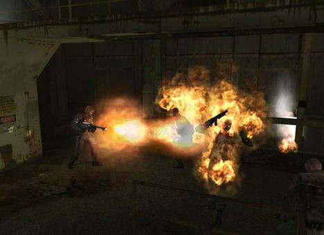 Скриншот №8 к Cold Fear™