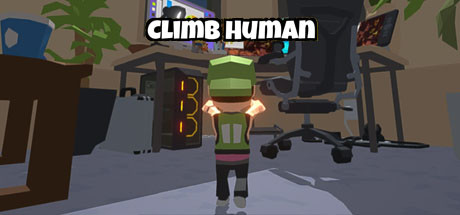 Climb Fall Human Guys Cover Image