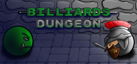 Billiards Dungeon Cover Image