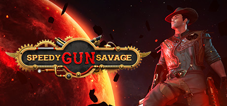 Speedy Gun Savage Cover Image