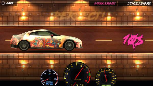 Japanese Drag Racing (JDM) - ジェイディーエム screenshot