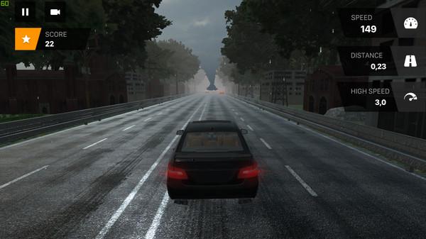 Highway Traffic Racer screenshot