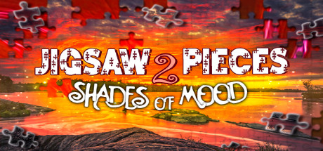Jigsaw Pieces 2 - Shades of Mood