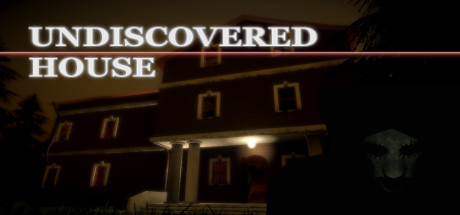 Undiscovered House Cover Image