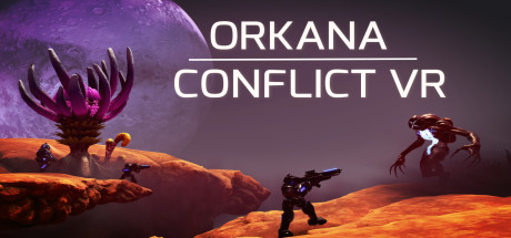 ORKANA CONFLICT VR Cover Image