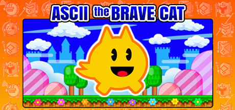 Ascii the Brave Cat
