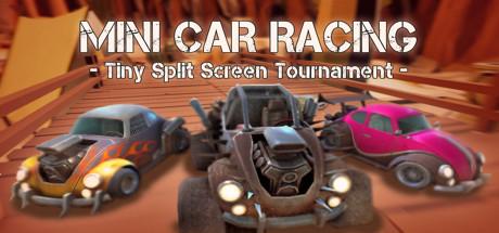 Mini Car Racing - Tiny Split Screen Tournament Cover Image