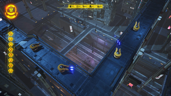 CyberTown screenshot