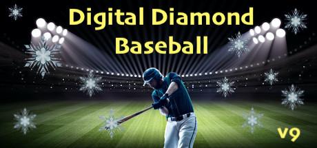 Digital Diamond Baseball V9 Cover Image