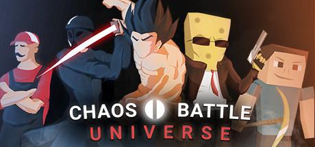 Chaos Battle Universe Cover Image