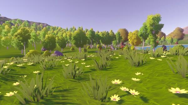 VR Walking Simulator Screenshot 7