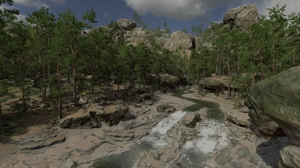 VR Walking Simulator Screenshot 10