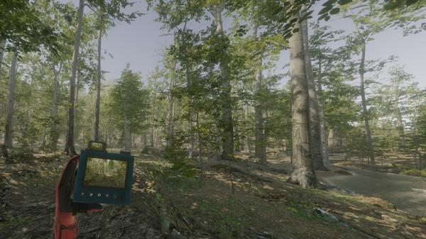 VR Walking Simulator Screenshot 2