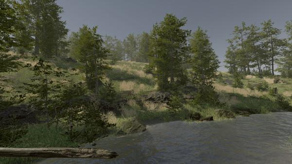 VR Walking Simulator Screenshot 17
